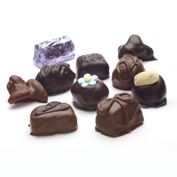 Strand Chocolate Box