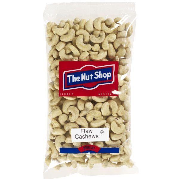 Raw Natural Cashews