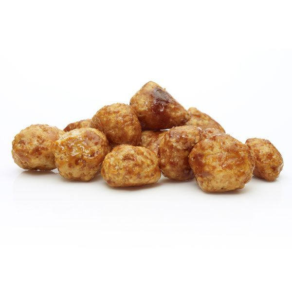 Candied Macadamias
