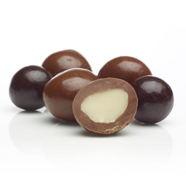 Dark Chocolate Macadamias