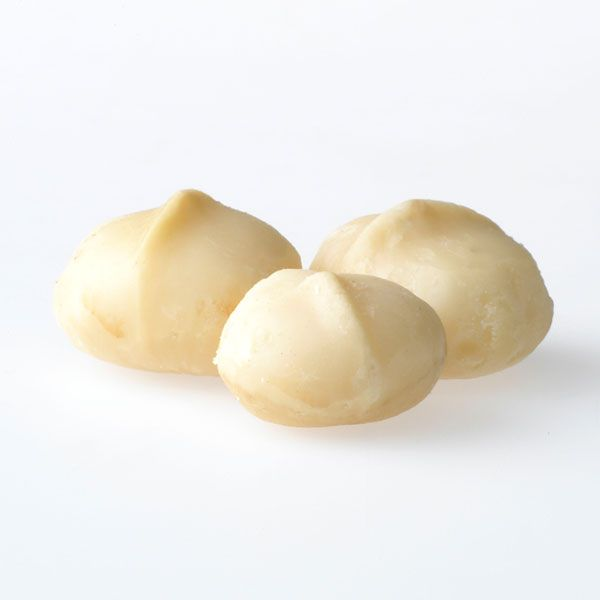 Unsalted Whole Macadamias (Dry Roasted)